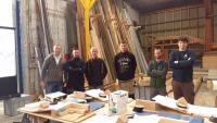 Etanchéité à l'air : workshop de formation chez Atelier des Bois Debout avec les produits Siga