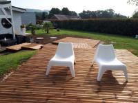 Le printemps est là ! Votre charpentier concrétise votre projet de terrasse bois !
