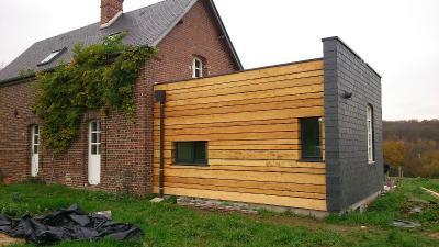 Extension bois Lisieux Le Havre