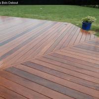 Terrasse bois composite Brionne