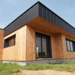 Construction maison en bois Lisieux